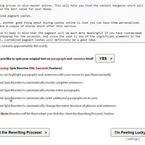 How To Enable ENL Semantic Spinning Options In Spin Rewriter? [Spin Rewriter Tutorial]