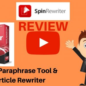 Paraphrase Tool - Best Professional Paraphrasing Tool - Spin Rewriter 11 Review
