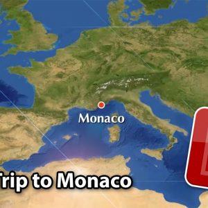 Monaco Road Trip - Spin Rewriter