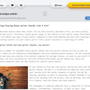 Spin Rewriter 11 Review Demo   Best Article Rewriter And Spinner Software