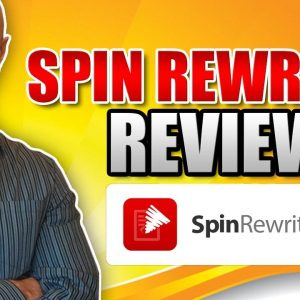 Spin Rewriter Review: How to Get FREE Content to Rank Videos and Web Properties