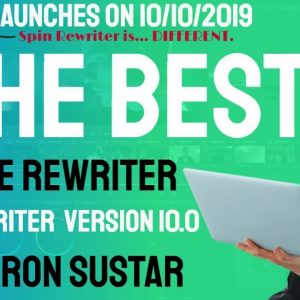 Spin Rewriter 10 Review - Spin Rewriter 10.0 Tutorial and Demo