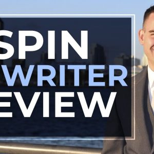 Spin Rewriter 11 Review & Demo (2021): Best Article Content Spinner!