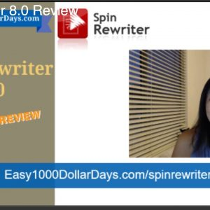 Spin Rewriter Review | Best Article Spinner