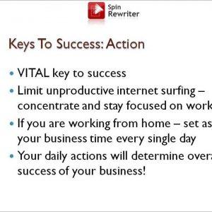 Starting An Online Business Video Course - Part 2