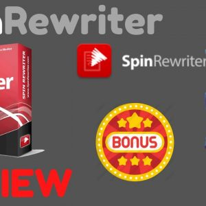 Spin Rewriter 11 Review ⚠️ WARNING ⚠️ DON'T GET SPIN REWRITER 11 WITHOUT MY 🔥 CUSTOM 🔥 BONUSES