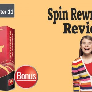 Honest Spin Rewriter 11 Review And Spin Rewriter 11 Demo With Spin Rewriter 11 Bonus