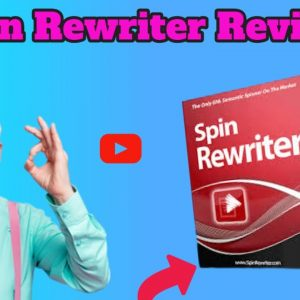 🆕spin Rewriter 11 Review And Demo Spin Rewriter 11 Review 2020 Video