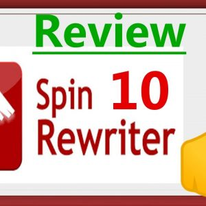 Spin Rewriter 10 - Spin Rewriter 10 Review - Most Powerful Article Rewriting Software