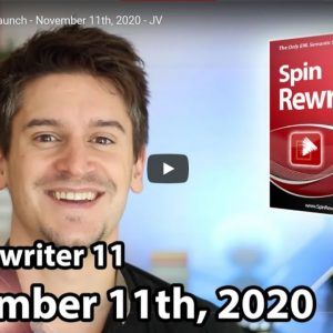 🆕spin Rewriter Review Demo Tutorial Spin Rewriter Review Demo Tutorial Top Video
