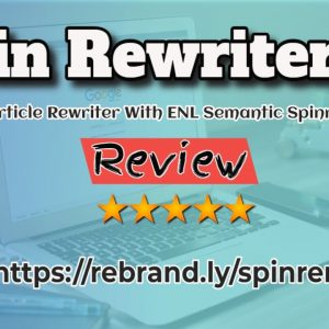 Spin Rewriter 11 Review - Do You Want To Buy SpinRewriter 11? Watch This Video!