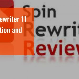Spin Rewriter 11  Evaluation and demo