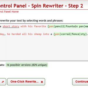 Spin Rewriter 11 - SpinRewriter 11 Reviews Spin Rewriter - Full Video