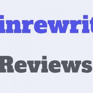Spin Rewriter Coupon