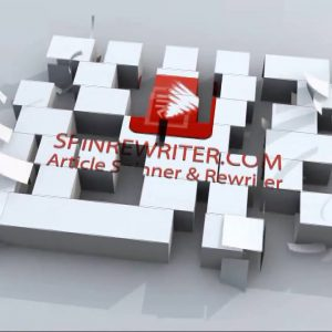 Spin Rewriter Tutorial V1 | How Best PLR Articles To Be Done