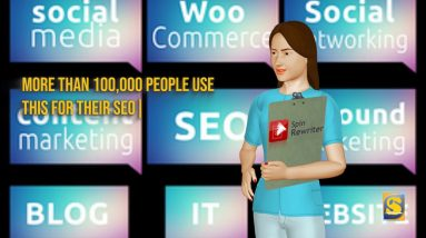 Why 100,000 People use Spin Rewriter the Best Article Spinner
